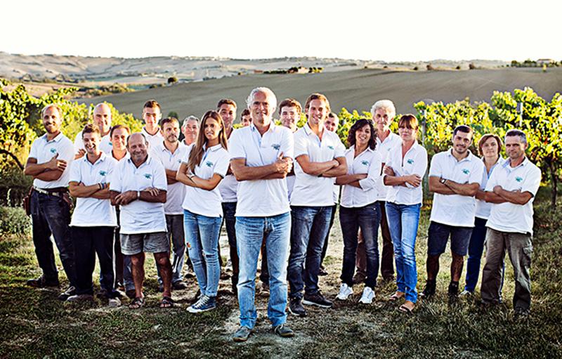 A Chef in the City gli ottimi vini di Guerrieri