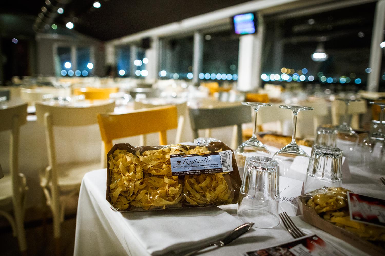 A Chef in the City una confezione di Pasta Montagna in regalo per tutti i clienti dei ristoranti