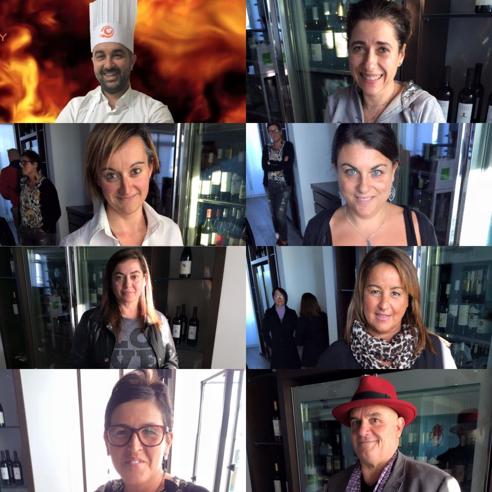 Ecco gli 8 finalisti di Chef in the City
