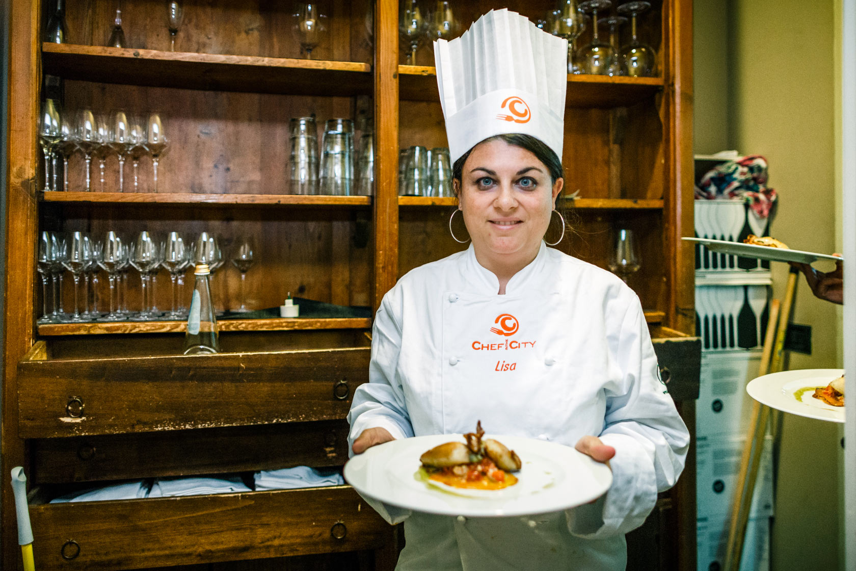 La pesarese Lisa Tomasucci è la prima semifinalista di Chef in the City