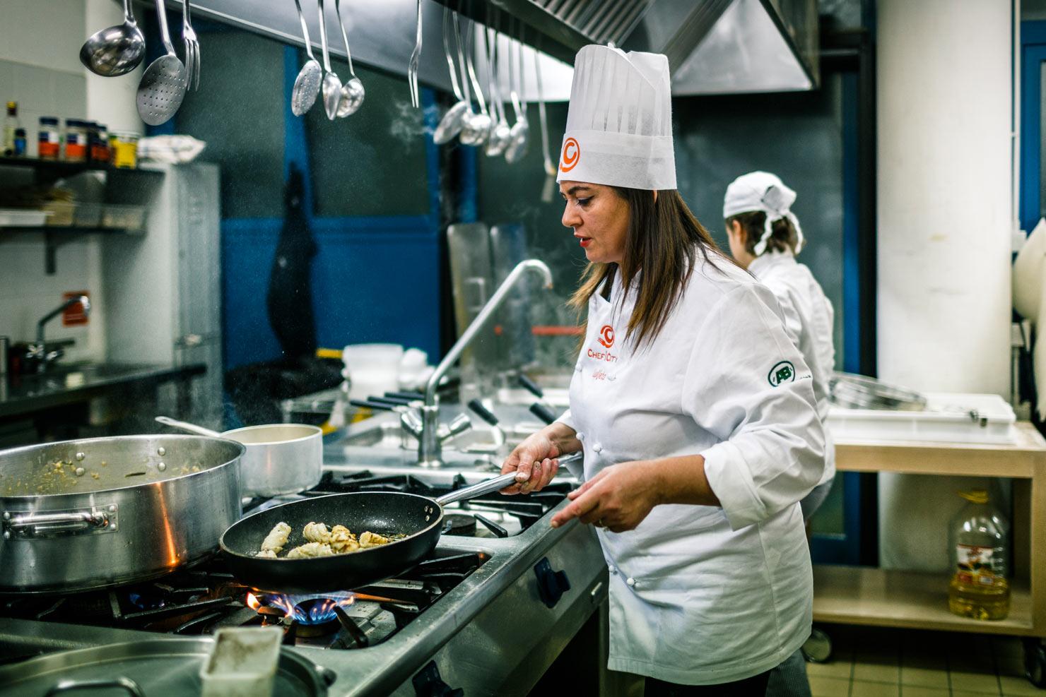 Per la finale di Chef in the City ci saranno  250 giudici popolari a valutare i piatti in gara
