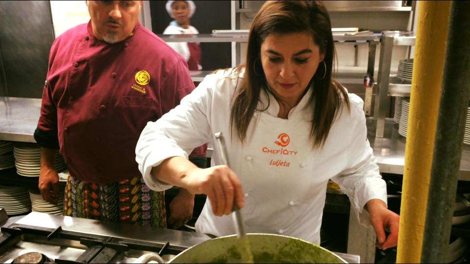 E' Luljeta Marku la cuoca amatoriale più brava della provincia di Pesaro e Urbino