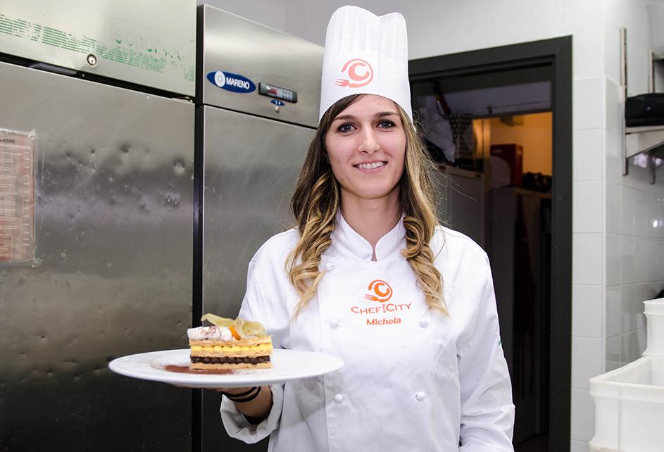 La gara di pasticceria amatoriale ha la seconda semifinalista: Michela Del Monte