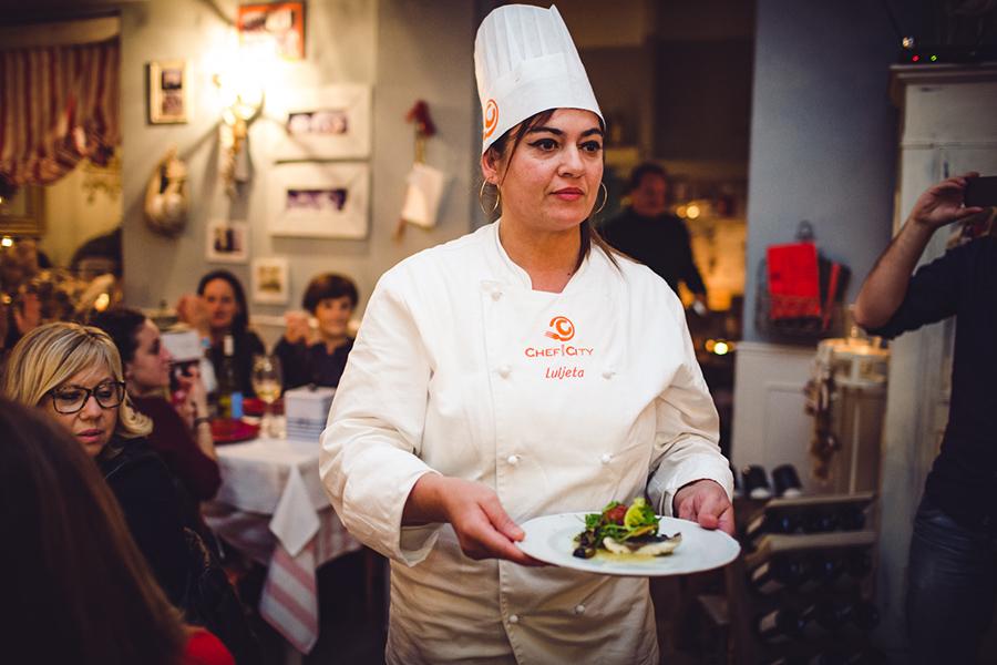 Chef in the City e Coldiretti, per la sfida  di cucina solo prodotti made in Marche