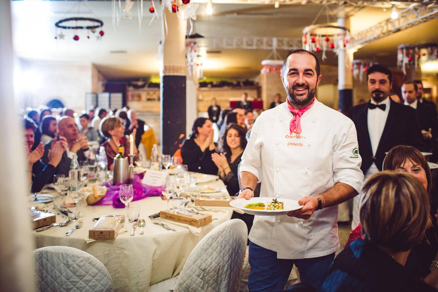 Chef in the City, Umberto Gennari premiato per i suoi piatti dedicati alla città di Fano