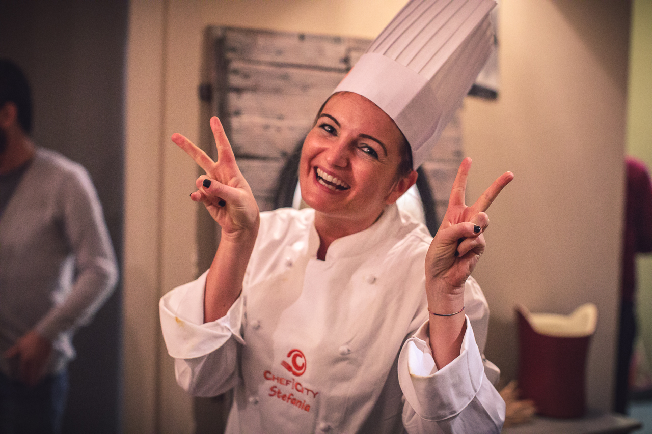 Impiegata batte architetto Stefania Nobili è la prima semifinalista  di Chef in the City 2016