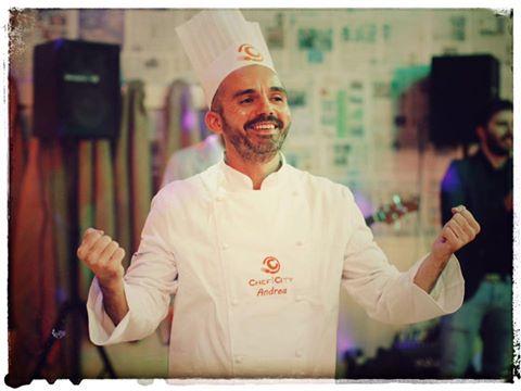 """Antipasto batte secondo Il """"Tacchino d'Autunno"""" fa volare Andrea Putzu alle semifinali di Chef in the City 2016"""