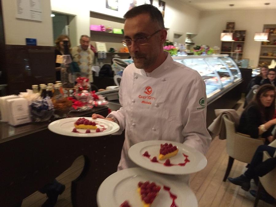 Cake Edition 2014 - Quarti di Finale Michele Orfei Vs Federica Lisi