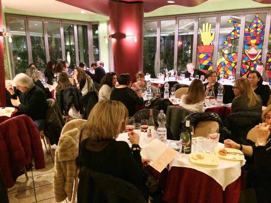 Il pubblico del Bon Bon durante Chef in the City Cake Edition <a href=