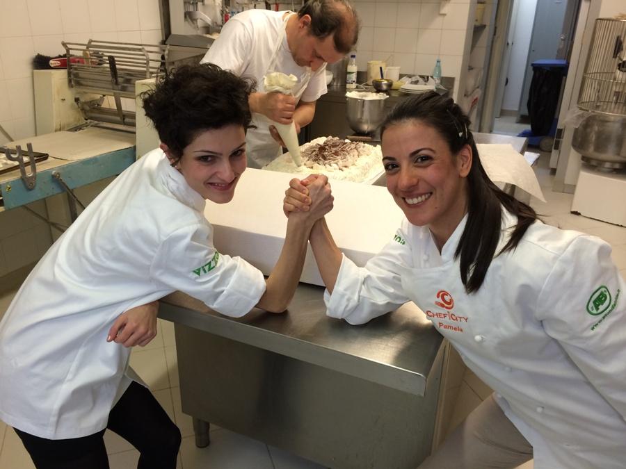 Michela Mengarelli e Pamela Tripodi pronte alla sfida