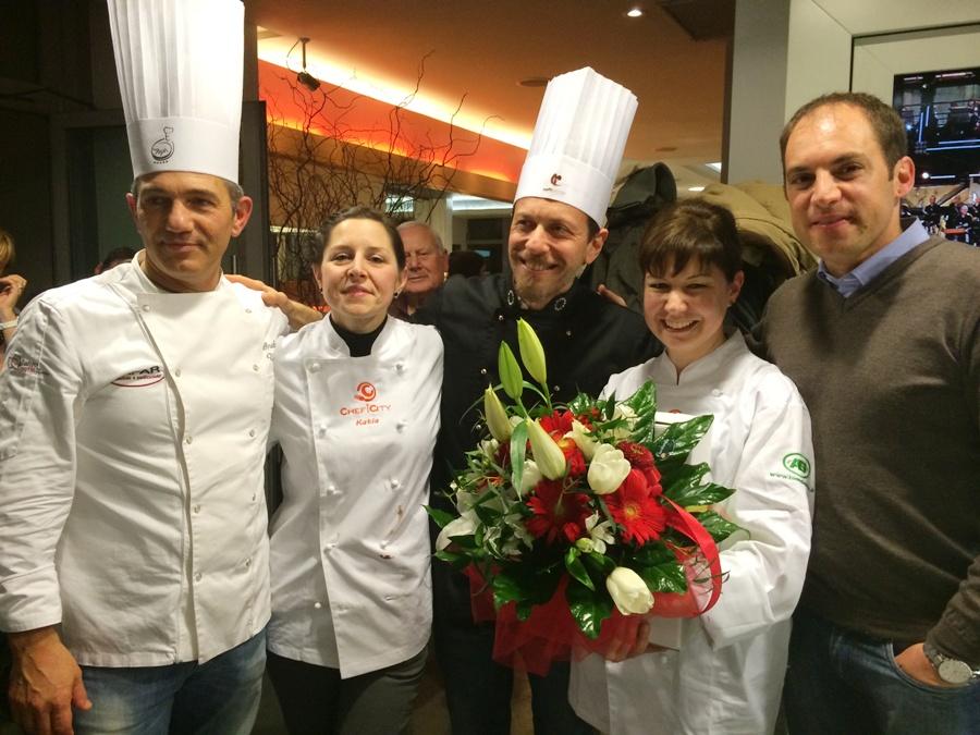 Cake Edition 2014 - Quarti di Finale Katia Bortoluzzi Vs Susanna Castagnaro