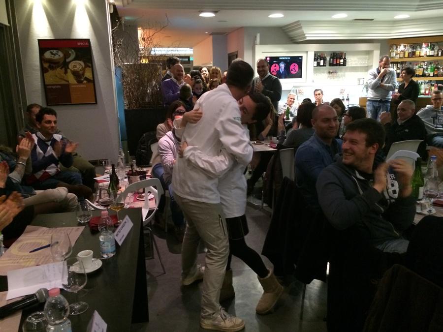 Cake Edition 2014 - Semifinale Lucia Vincenzi Vs Michele Orfei