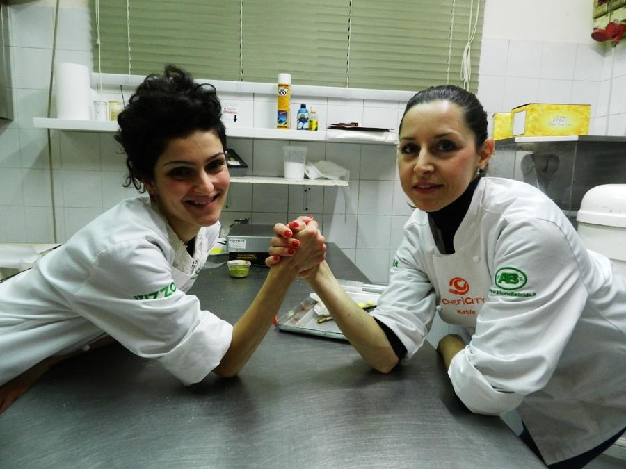Michela Mengarelli e Katia Bortoluzzi pronte alla sfida
