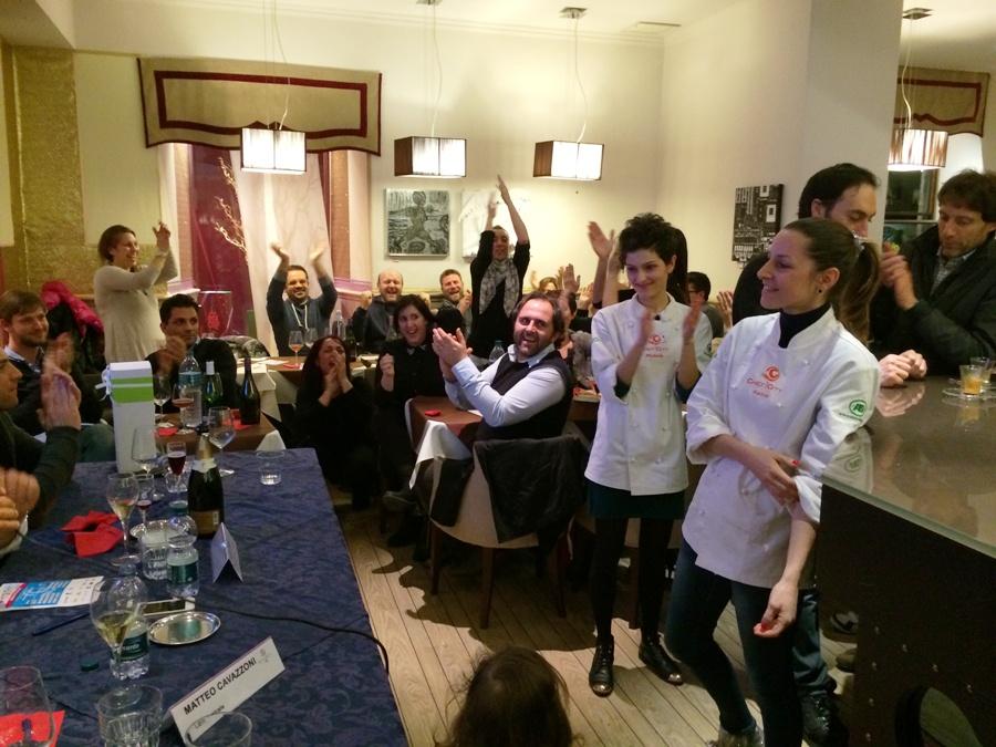 Cake Edition 2014 - Semifinale Katia Bortoluzzi Vs Michela Mengarelli