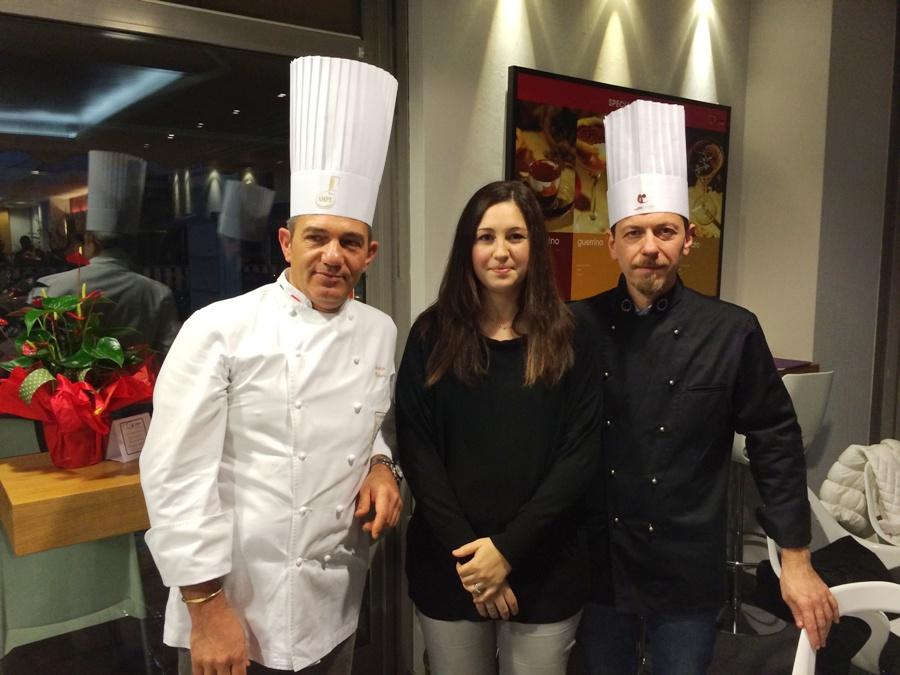 I giudici della preselezioni Chef in the City - Cake Edition 2014