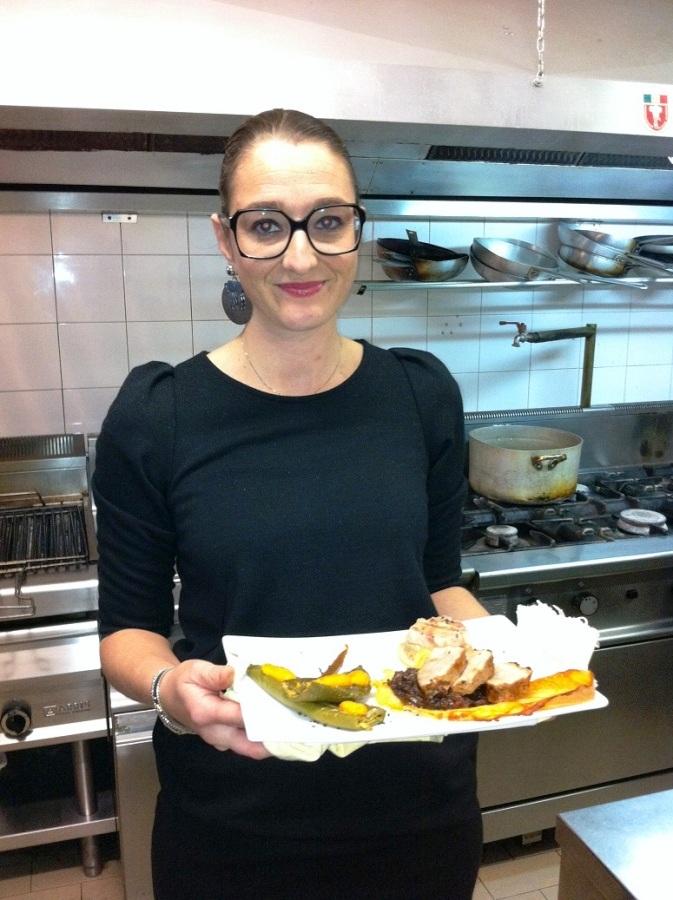 Chiara Tonucci - Chef in the City 2013