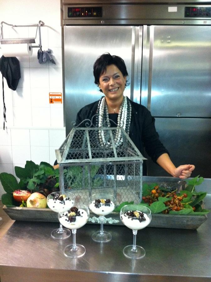Cristiana Francolini - Chef in the City 2013