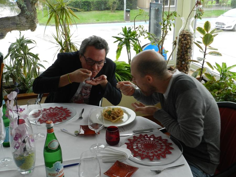 Giurati - Chef in the City 2013