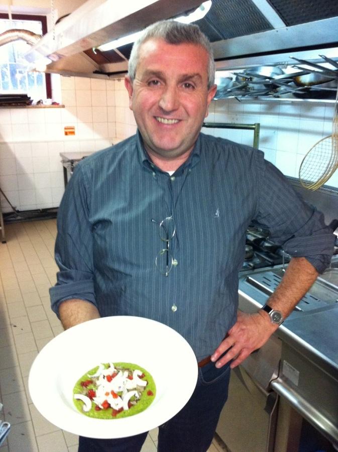 Luigi Orsini, Chef in the City 2013