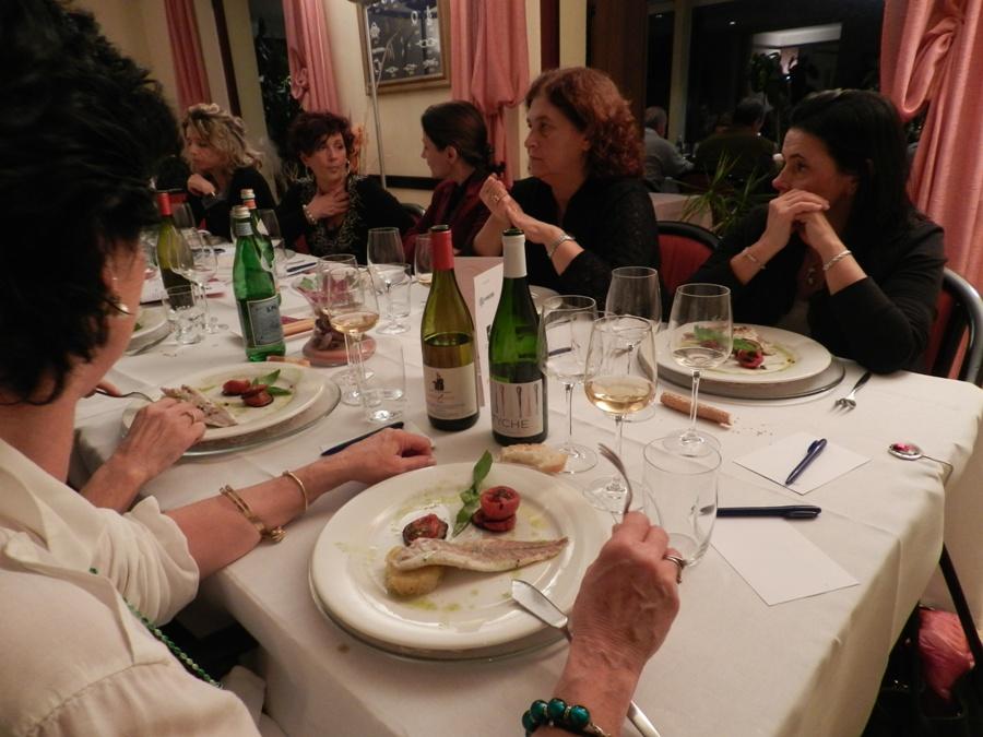 Il pubblico de Il Galeone di Chef in the City 2013