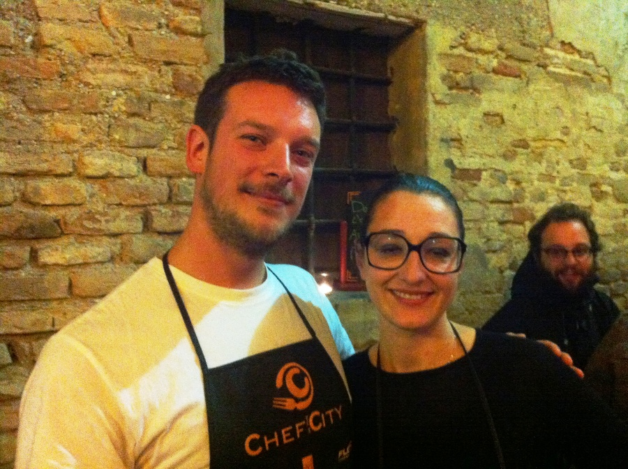 Eugenio Mazini e Chiara Tonucci - Chef in the City 2013