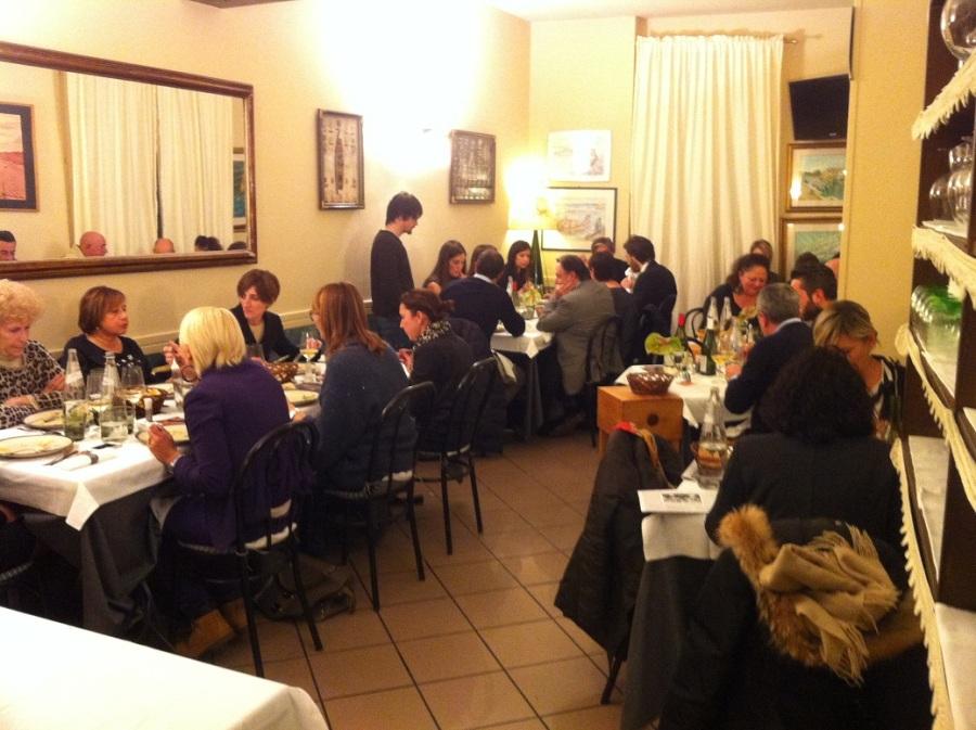 Il pubblico de La Taverna dei Pescatori - Chef in the City 2013