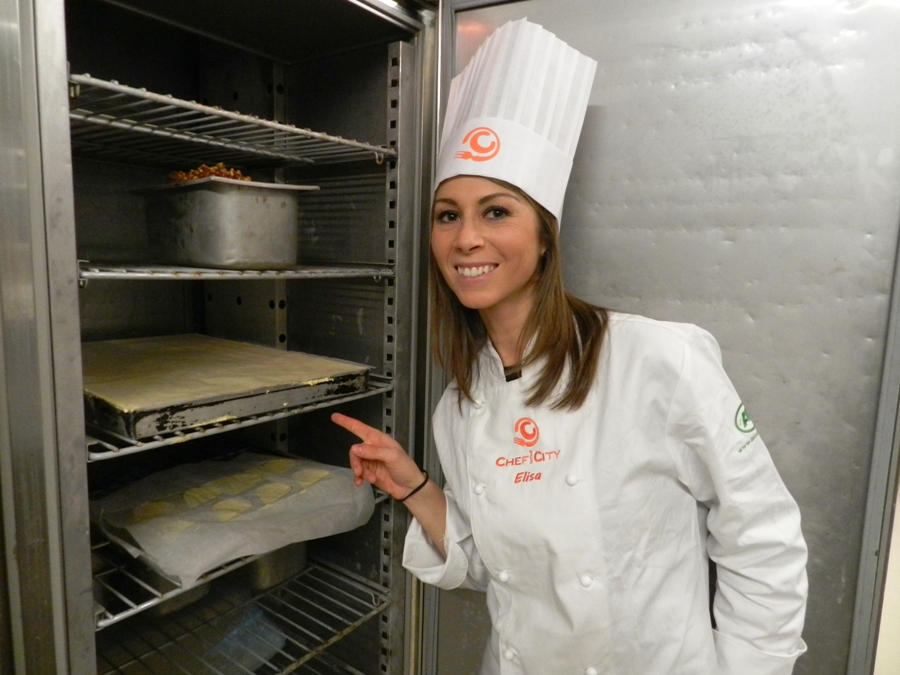 Elisa Lenti, concorrente della Cake Edition