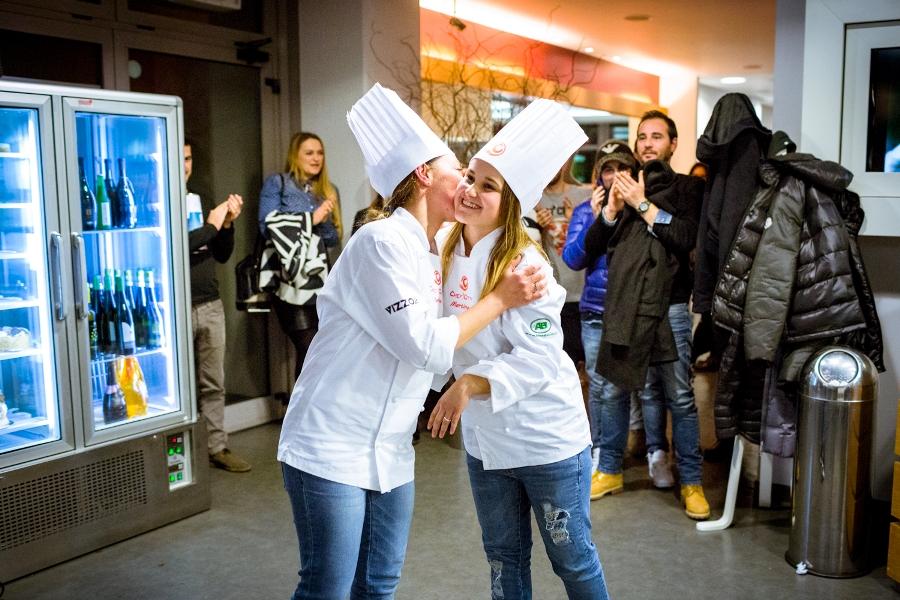 Cake Edition 2015 - Quarti di Finale Martina Mascarucci Vs Ilaria Mencucci