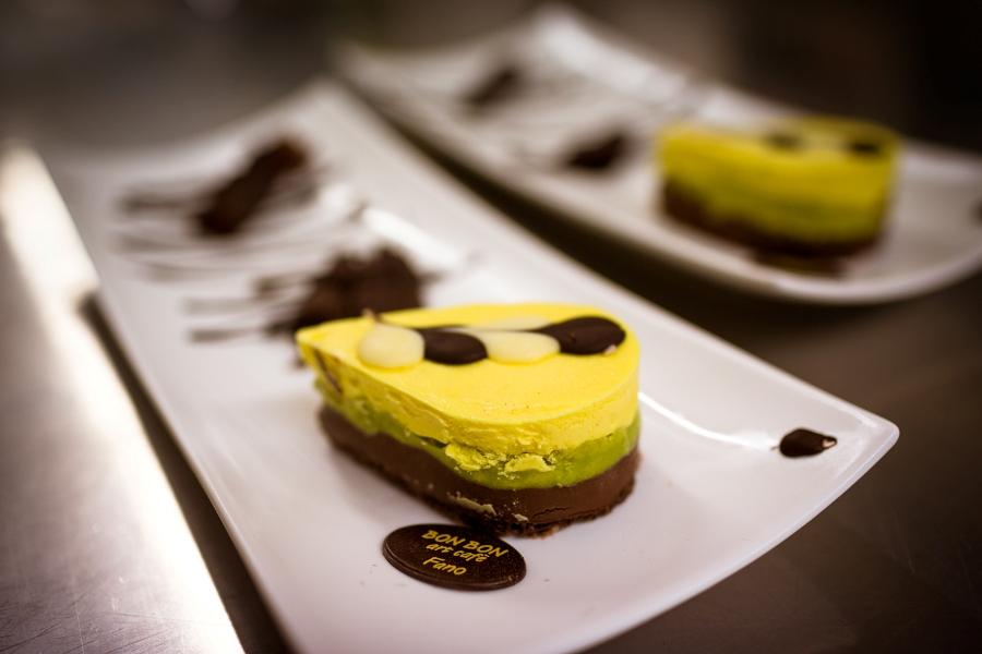 La Mousse al cioccolato di Marco Vitali e Claudia Fabiani
