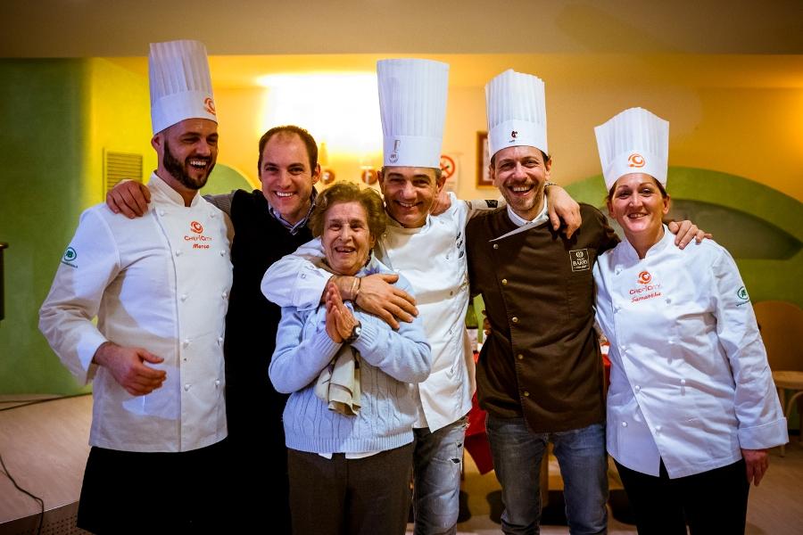 Cake Edition 2015 - Quarti di Finale Marco Vitali & Claudia Fabiani Vs Samantha Pagani