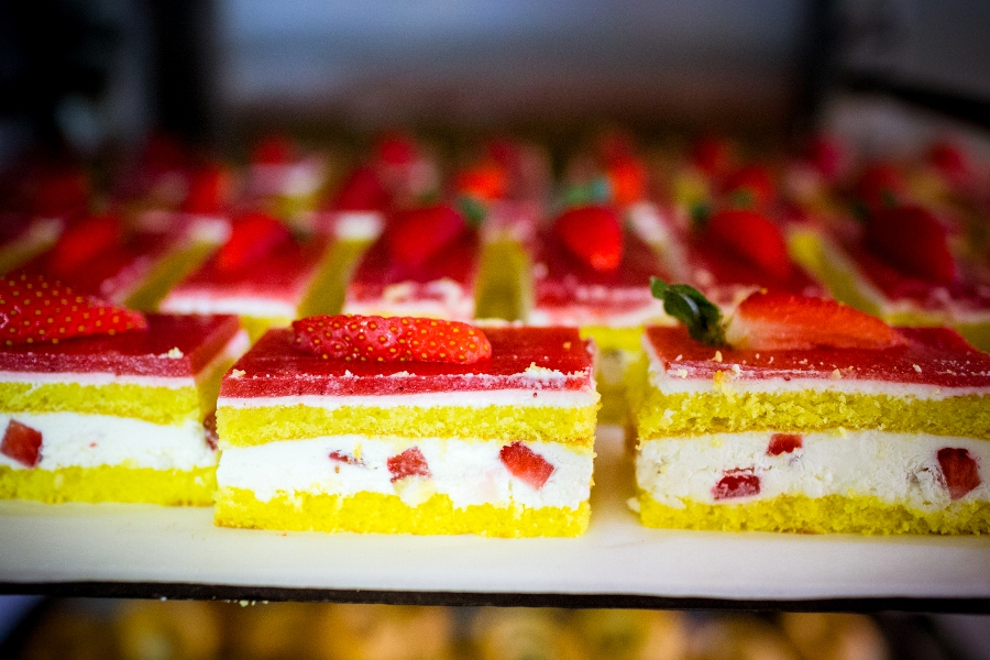 La Torta fragolosa di Martina Mascarucci