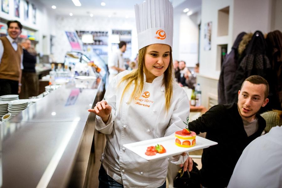 Cake Edition 2015 - Semifinale Marco Vitali & Claudia Fabiani Vs Martina Mascarucci
