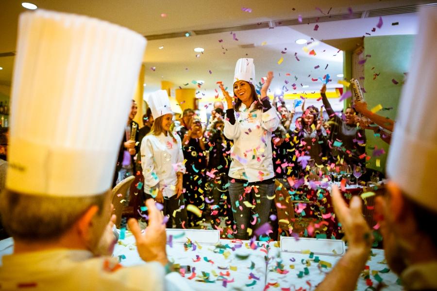 Cake Edition 2015 - Finale Elisa Lenti Vs Martina Mascarucci