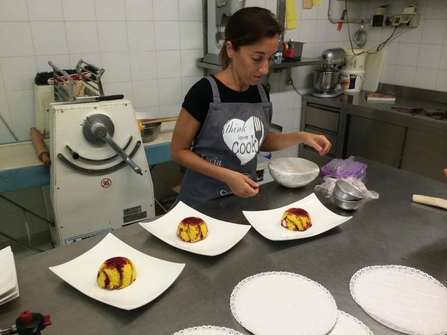 Lucia Vincenzi - Chef in the City 2014 - Summer Contest