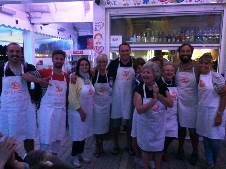 Premiato il pubblico di Chef in the City 2014 - Summer Contest