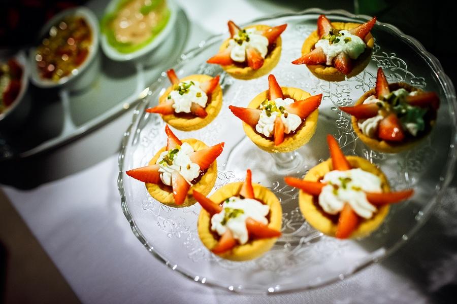 Uno dei piatti presentati dagli aspiranti concorrenti di Chef in the City 2014