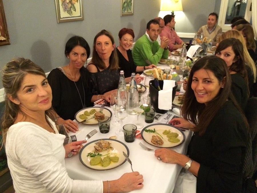 Pubblico di Chef in the City 2014