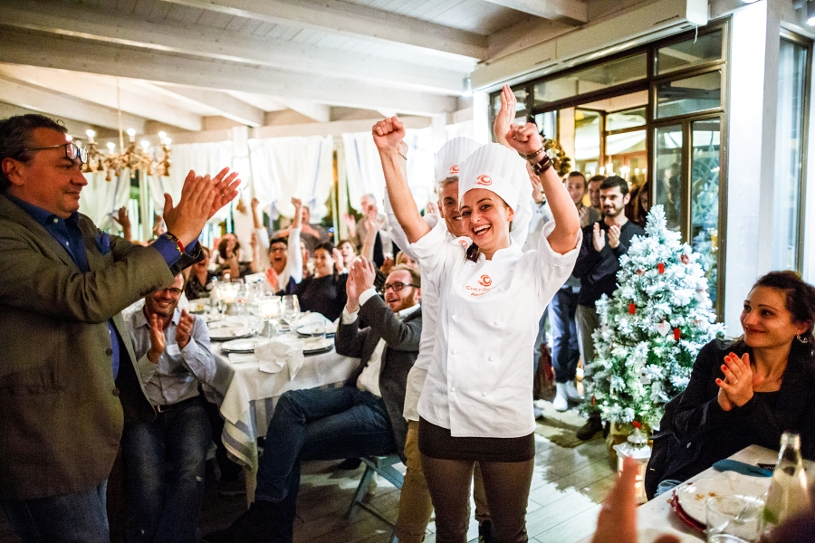 Chef in the City 2014 - Quarti di Finale Franco