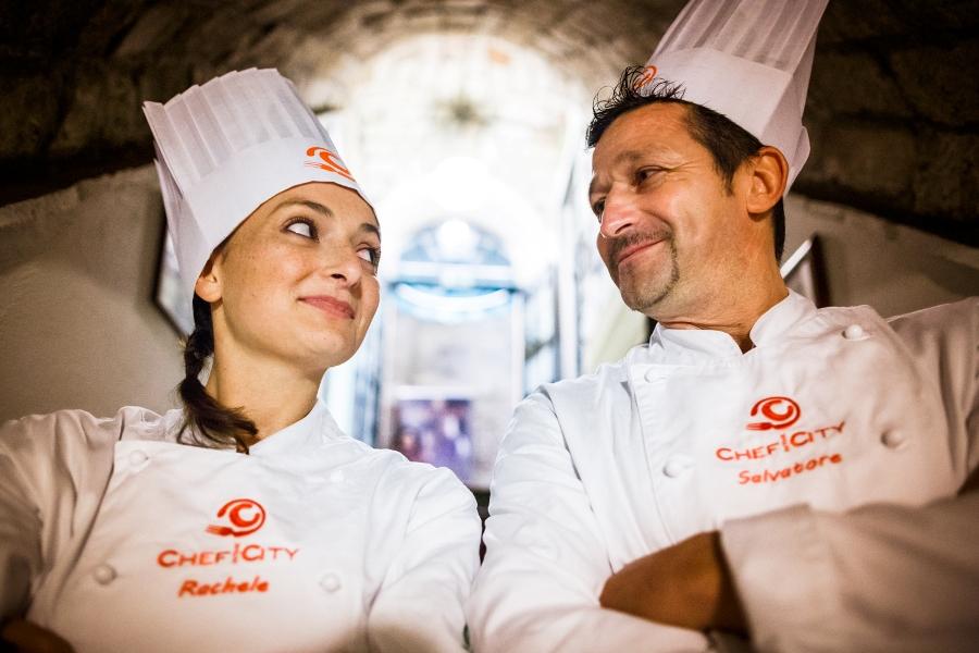 Rachele Palazzetti e Salvatore Dario pronti alla sfida all'Osteria Al26