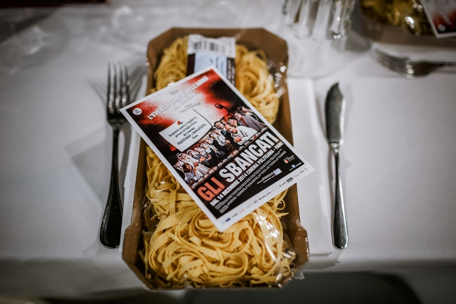 Pasta di Montagna, protagonista di Chef in the City 2014