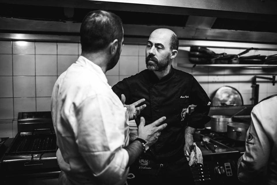 Umberto si confronta con Chef Vegl�