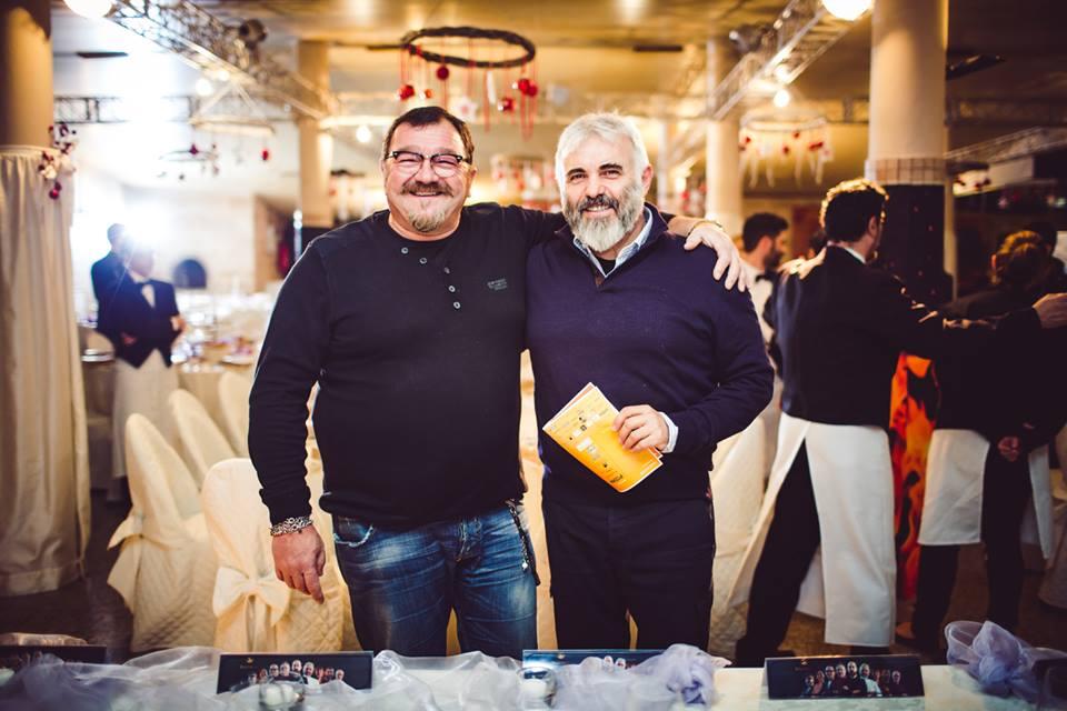 Emidio Rossi e Federico Cecconi