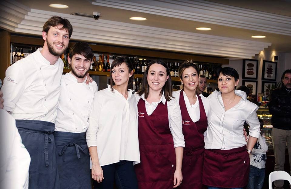 Lo staff de L'Altro Caffè by Guerrino
