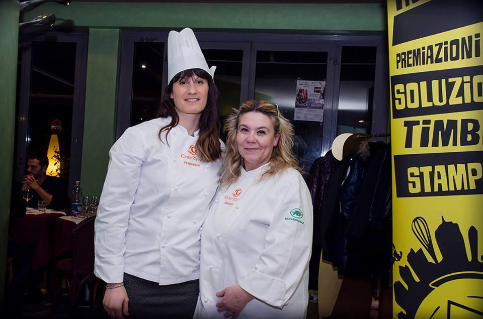 Francesca Tinti e Barbara Fuligno pronte per la seconda semifinale